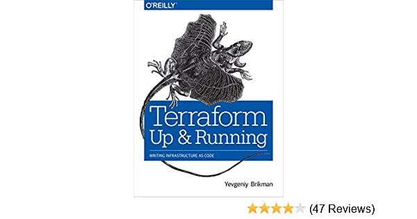 Amazon com: Terraform: Up and Running: Writing