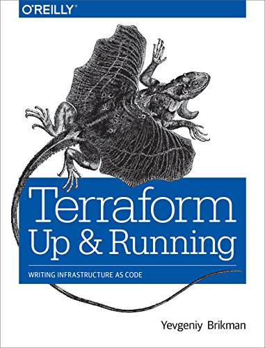 Terraform  Up And Running  Writing Infrastructure As Code