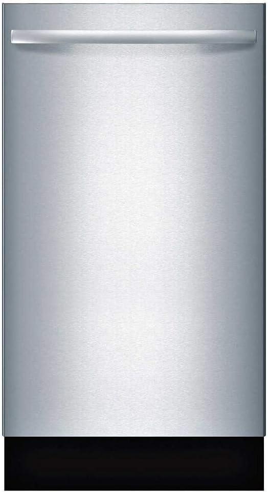 "Bosch SPX68U55UC 18"" 800 Series Dishwasher"