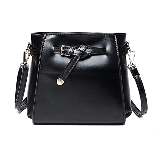b85c0f2e663f A Forever Fairness Women s Pu Leather Crossbody Bag Street Fashion Shoulder  Bags Bucket Small Square Bags