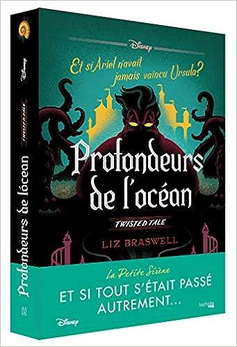Amazon Fr Twisted Tale Profondeurs De L Ocean Et Si Ariel