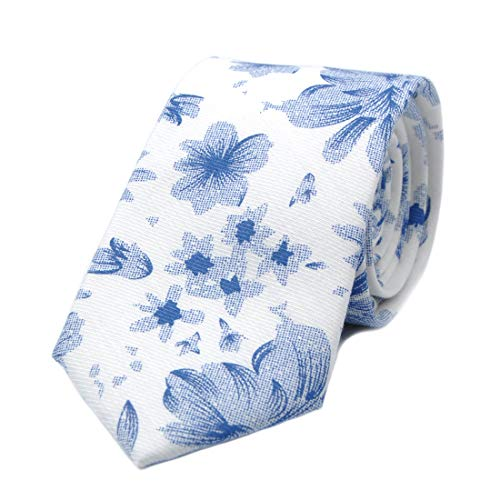 Buy mens skinny ties floral