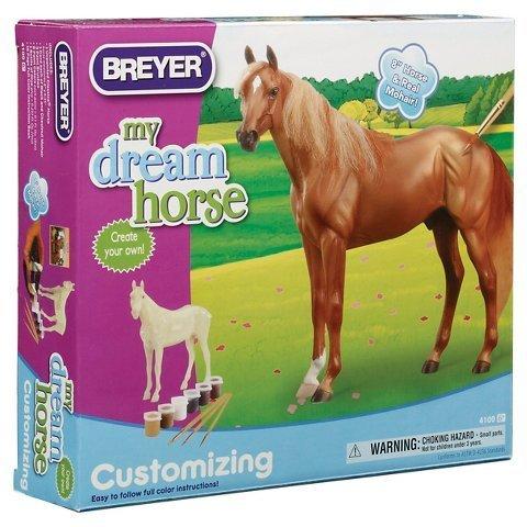 New My Dream Horse Customizing Kit, - Horse Breyer Dream