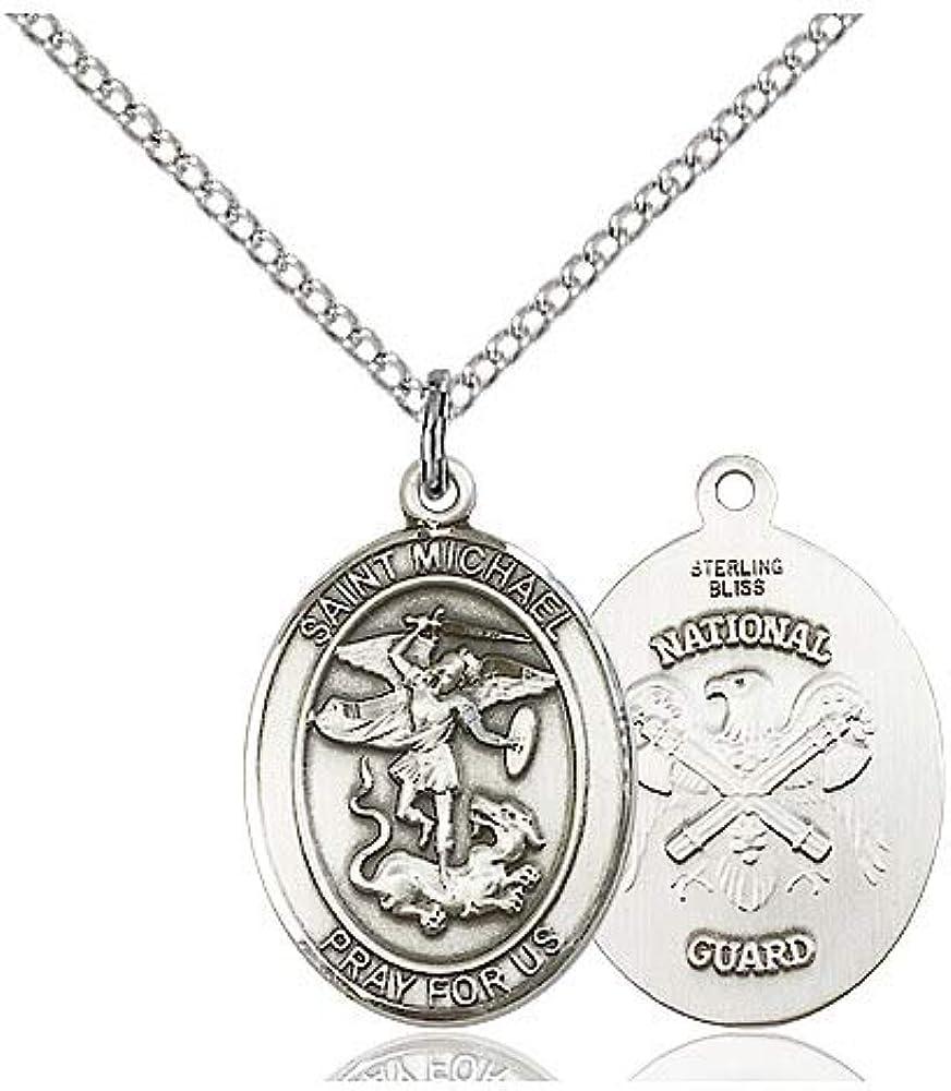 Michael//Army Pendant DiamondJewelryNY Sterling Silver St