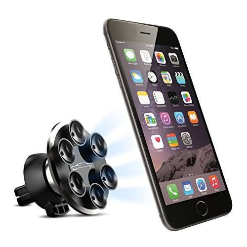 Air Vent Phone Holder, Vogek Cell Phone Car Mount Universal Holder (Without Magnetic) for iPhone7/7Plus Samsung S7 Edge/S6 Edge and More