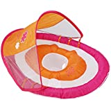 SwimWays Baby Spring Float Sun Canopy (Pink)