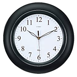 Chaney 75023 14-Inch Littlefield Set & Forget Wall Clock