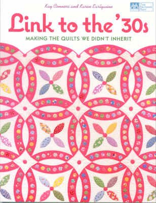 Amazon com: 9215 BK Link to the 30's Quilt Book by That