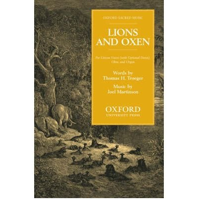 Download [(Lions and Oxen)] [Author: Joel Martinson] published on (July, 2004) pdf epub