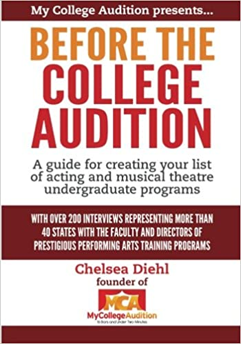Before The College Audition: A guide for creating your list