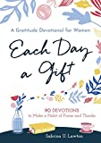 Best Women Devotionals - Each Day a Gift: A Gratitude Devotional Review