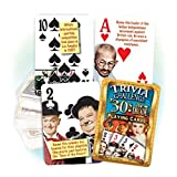 Best Playing Cards In The Worlds - Flickback Media, Inc. 1930's Decade Trivia Playing Cards: Review