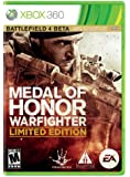 Medal Of Honor: Warfighter(limited edition) - Xbox 360