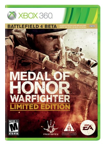 Medal Of Honor: Warfighter(limited edition) - Xbox, used for sale  Delivered anywhere in Canada