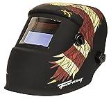 Forney 55704 Premier Series Patriot Auto Darkening Welding Helmet