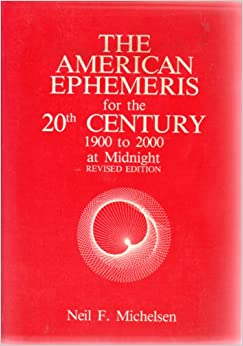 American Ephemeris: Midnight 20th Century