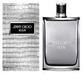 JIMMY CHOO Man Eau De Toilette, Aromatic Woody Fougere, 6.7 fl. oz.