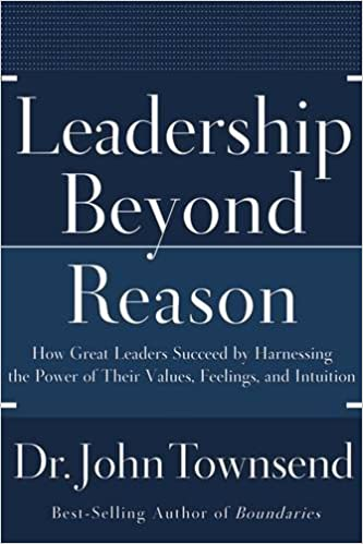 Book Leadership Beyond Reason