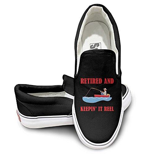 funny-fishing-retirement-fashion-slip-on-canvas-sneakers-43-black