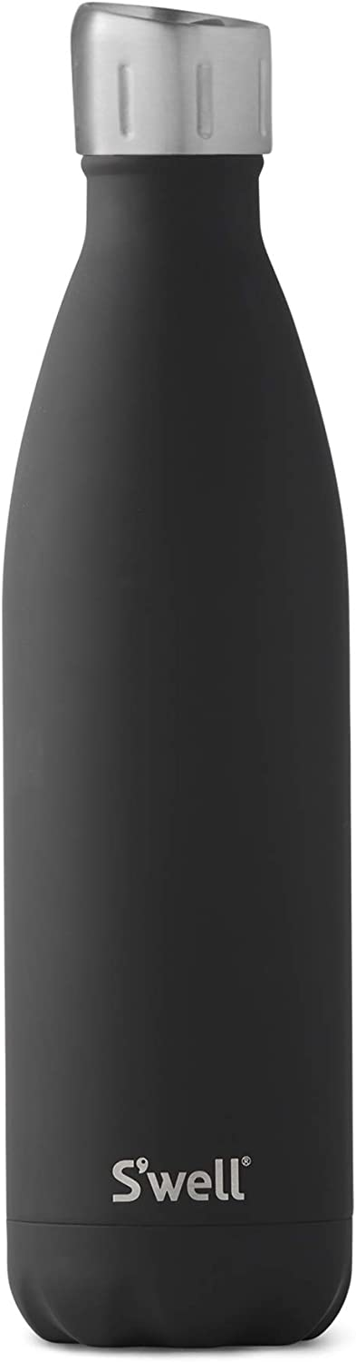 Swell 10025-A19-28001 Stainless Water Bottle 25oz Soft Touch Black