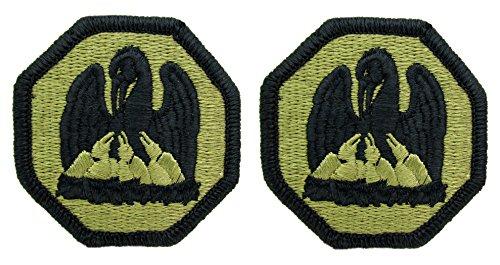 (Louisiana National Guard OCP Patch - Scorpion W2 - 2 PACK)