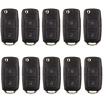 CWTWB1U212, CWTWB1U331, CWTWB1U345, GQ43VT11T cciyu 2PCS 3 Buttons Keyless Entry Remote Fob Replacement fit for Ford//Lincoln//Mazda//Mercury Series 070677-5210-0946243216