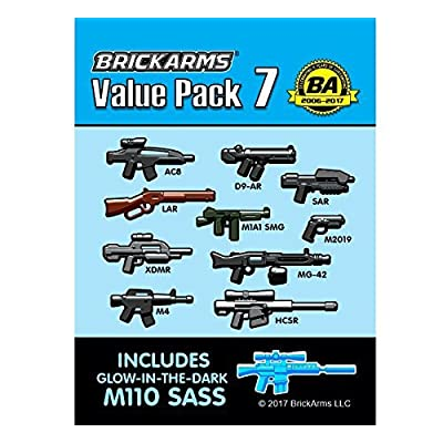 BrickArms Value Pack #7: Toys & Games