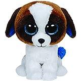 "TY Beanie Boos Duke the Dog 6"" PLUSH"
