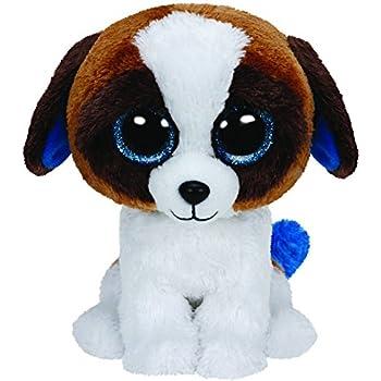 6fe59659e76 Amazon.com  Ty Beanie Boos Pugsly Dog 6