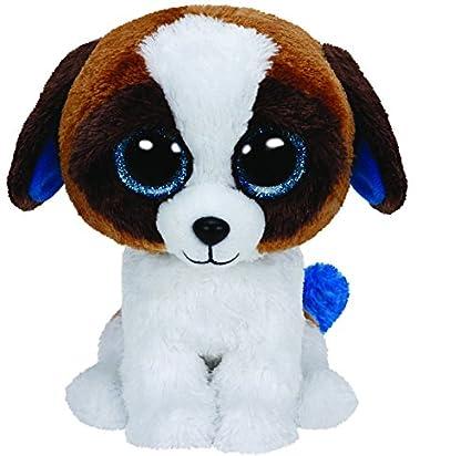 7f116e4e78a Amazon.com  Ty Beanie Boo Plush - Duke the Dog 15cm  Toys   Games