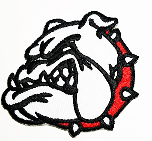 large bulldog patch - 9