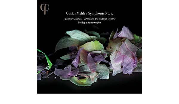 Mahler: Symphonie No. 4 de Philippe Herreweghe, Rosemary ...