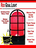 Ice Hockey Goal Light & Horn Sounds and Lights red