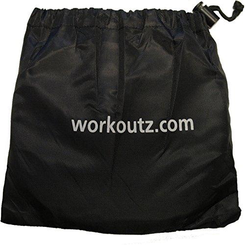 Workoutz Multicolored Agility Dots (12 Qty) with Carrying Bag