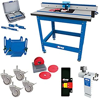 Kreg router table do it yourselfore kreg prs1045 krs1035 prs1025 prs1015 router table with prs3090 caster prs3020 greentooth Gallery