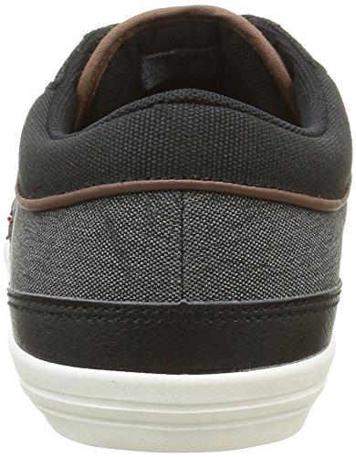 2tones Sportif Negro Hombre para Zapatillas Charcoalblack Charcoal COQ Feretcraft Le Black WanUqU