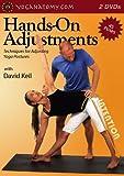 Hands-on Adjustments: Techniques for Adjusting Yoga Postures from YogAnatomy.com