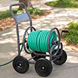Liberty Garden Products 840-1 Four Wheel Hose