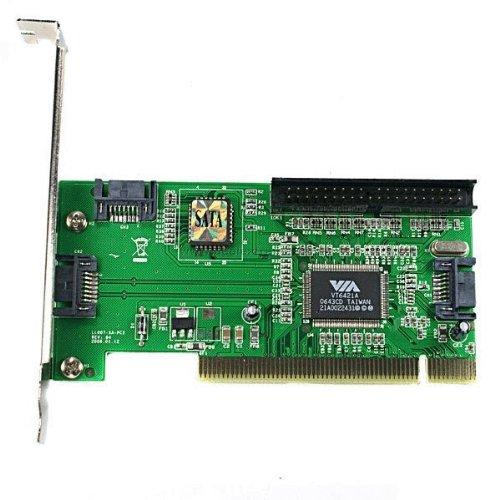VIA VT6421A 3-Port SATA Raid & IDE Controller PCI (Ultra 4 Raid Controller)