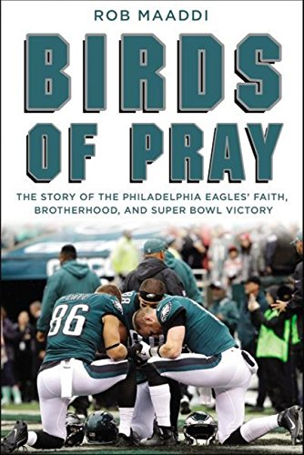 Birds of Pray: The Story of the Philadelphia Eagles' Faith, Brotherhood, and Super Bowl Victory (Cheap Backup Camera)