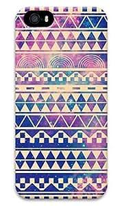 Super Design Aztec Pattern Trible Design Iphone 5/5S PC Hard Case