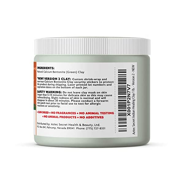 Deep Pore Cleansing Facial & Body Mask