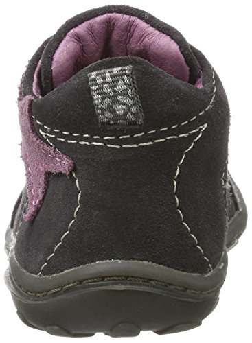 Gris 25 Lurchi Bébé Fille Charcoal Goldy Chaussures Marche RznWrnXH