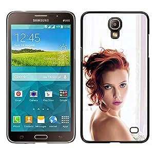 Stuss Case / Funda Carcasa protectora - Scarlet Actriz Sexy - Samsung Galaxy Mega 2