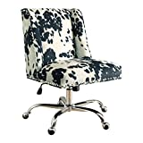 Office Chair in Udder Madness Black