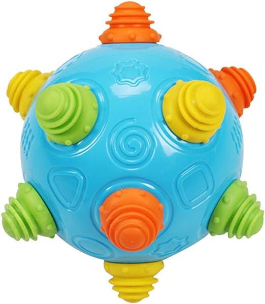 Juguete para niños pequeños Vibración Bola de Baile Bebé Música ...
