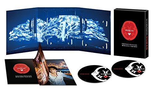 福山雅治 / 『FUKUYAMA MASAHARU WE'RE BROS. TOUR 2014 HUMAN』 Blu-ray豪華盤