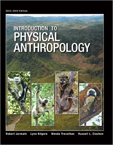 Physical Anthropology Ebook