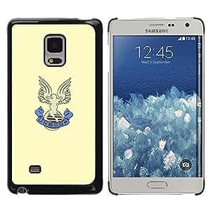 A-type Arte & diseño plástico duro Fundas Cover Cubre Hard Case Cover para Samsung Galaxy Mega 5.8 (UNSCOF)