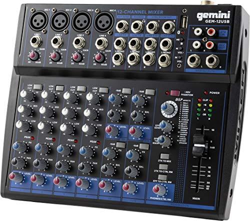 audio mixer portable - 6